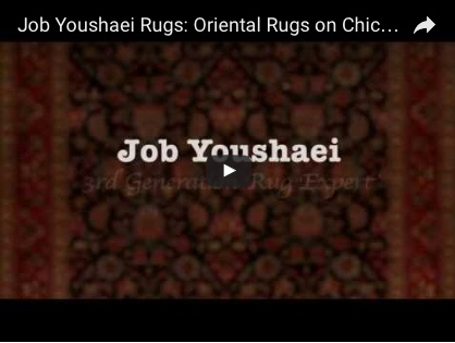 About Job Youshaei 3rd Generation Rug Expert