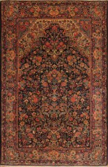 Persian Kazvin Prayer Rug