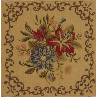 Pillow Needlepoint Diana