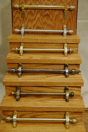 Decorative Stair Rods